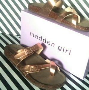 Madden Girl Brycee Sandal